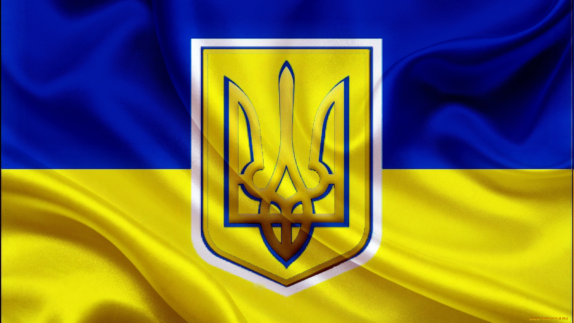 ошибочная версия, картинки герба и флага украины будьте внимательны
